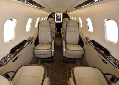 Lear 75 Interior 2