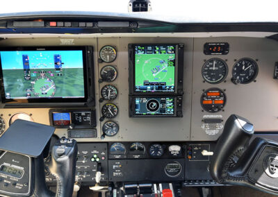 Bonanza with Garmin G500TXI